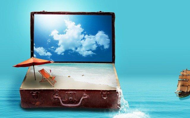 sobre vacaciones, autores y recuerdos